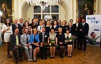Les diplômés du Master MAE Franco-Tchèque, promotion 2014, photo: Archives de l'IFTG