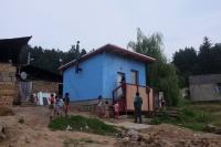 Výsledek práce Architektů v osadě (Foto: Tomáš Rafa, oficiální Facebook Architektů v osadě)