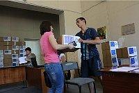 Donetsk, foto: Petr Štefan / Člověk v tísni