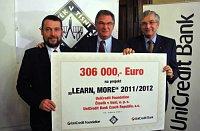 Italská nadace UniCredit Foundation věnovala na projekt 306 tisíc euro, foto: UniCredit