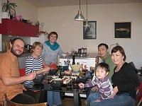 Rodina odvedle / Die Familie von nebenan (Foto: Archiv Slovo21)