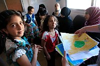 Syrian refugees, photo: DFID - UK Department for International Development, CC BY-SA 2.0
