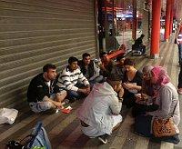 Photo: Facebook de l'initiative Chci pomoci uprchlíkům na Hlavním nádraží v Praze!
