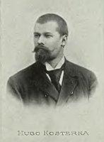 Hugo Kosterka, foto: public domain