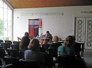 Milena Oda (Foto: www.prager-literaturhaus.cz)