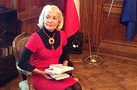 Monika Zgustová, foto: Ministerio del Interior