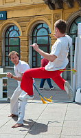 Capoeiristas, foto: Roberta F., Creative Commons 3.0