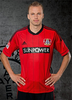 Michal Kadlec, photo: Bayer Leverkusen