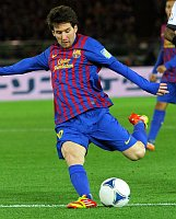 Lionel Messi, foto: Christopher Johnson, Creative Commons Attribution-Share Alike 2.0