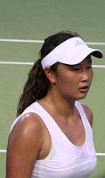Peng Shuai (Foto: pfctdayelise, Creative Commons 2.5)