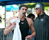 Michael Phelps, foto: JD Lasica, Creative Commons 2.0