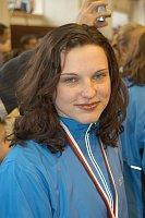 Lucie Škrobáková, foto: Český atletický svaz
