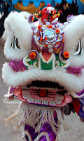 Lion Dance, photo: Drhaggis, CC 3.0 license