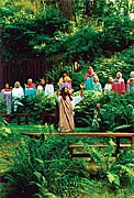 Passion Play in Hořice, archive of Lipensko region