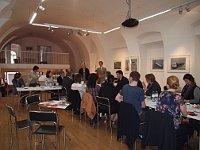 Treffen von Vertreter der EUNIC (Foto: Archiv des Tschechischen Zentrums Wien)