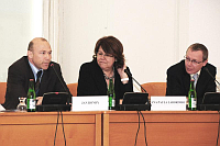 Jan Bondy (left), photo: Robert Jans, Czech Foreign Ministry