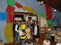 Theateraufführung anlässlich des 10. Jubiläums der Plasto-Fantasto-Begegnungen (Foto: Archiv der Ackermann-Gemeinde)