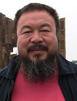 Ai Weiwei, photo: Hafenbar, CC BY-SA 2.0 de