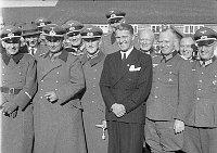 Wernher von Braun (Mitte). Foto: Bundesarchiv, Bild 146-1978-Anh.030-02 / CC-BY-SA 3.0