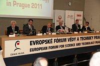 El Foro Europeo de Ciencia y Tecnología, foto: Archivo de la Universidad de Economía de Praga