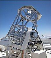 El telescopio solar Gregor, foto: www.kis.uni-freiburg.de