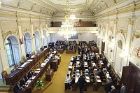 The Chamber of Deputies, photo: Archive of the Czech government