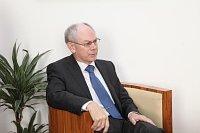 Herman van Rompuy (Foto: Archiv des Regierungsamtes der Tschechischen Republik)