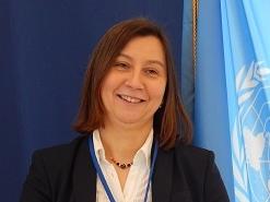 Martina Štěpánková (Foto: Archiv des Regierungsamtes der Tschechischen Republik)