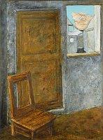 Josef Šíma, 'Intérieur', 1950 / Centre tchèque de Paris