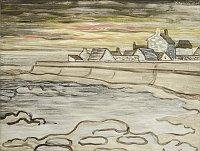 Jan Zrzavý, 'La Côte de l'Île de Sein', 1934 / Centre tchèque de Paris