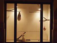 'Head Hunter' exhibition in Windows Gallery, photo: archive of the Czech Center in Vienna