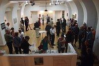 """Ausstellung """"Man spricht vom Krieg"""" (Foto: Archiv des Tschechischen Zentrums Wien)"""