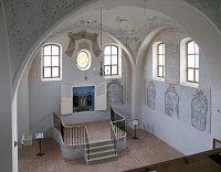 Synagogue d'Úsov, A. Pařík, JMP