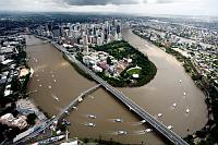 Brisbane, photo: Brisbane City Council, CC BY-SA 2.0