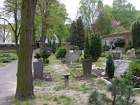 Rixdorf Cemetery, photo: jkb, CC 3.0 license