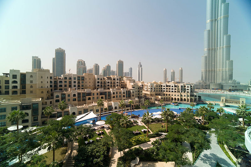 Dubai, photo: Joi Ito, CC BY 2.0