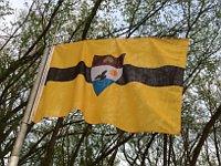 Флаг Либерленда (Фото: Пресс-служба Либерленда / liberland.org)