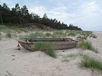 Livonian Coast, Latvia, photo: Dezidor, CC 3.0 license