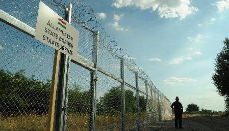 Südliche Grenze Ungarns (Foto: Délmagyarország/Schmidt Andrea, CC BY-SA 3.0)