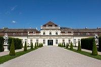 Unteres Belvedere (Foto: Bildarchiv Belvedere, Wikimedia CC BY-SA 3.0 AT)