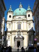 Wiener Peterskirche (Foto: Gryffindor, Wikimedia CC BY-SA 3.0)