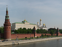 Kremlin, Moscow, photo: Julie Mneeva, CC BY-SA 1.0