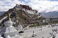 Lhasa, Tibet, photo: Ondřej Žváček, CC BY-SA 3.0