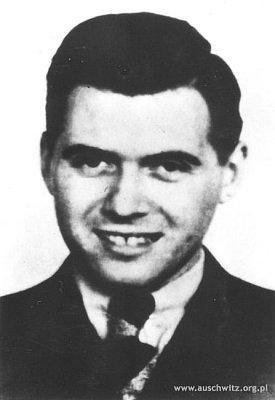 "Josef Mengele, foto: www.auschwitz.org.pl ""Los historiadores aún ..."