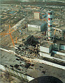 L'accident de la centrale nucléaire de Tchernobyl, photo: Les autorités soviétiques