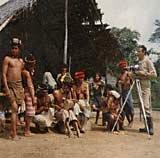 Eduard Ingriš in Peru