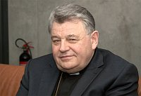 Prague Archbishop Dominik Duka, photo: Jan Sklenář / Archive of ČRo
