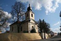 Kostel svatého Petra aPavla vpražských Bohnicích