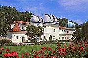 Prague's Štefánik observatory