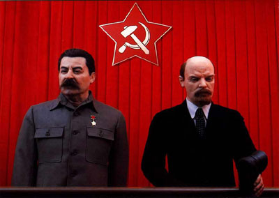Stalin and Lenin Bodies